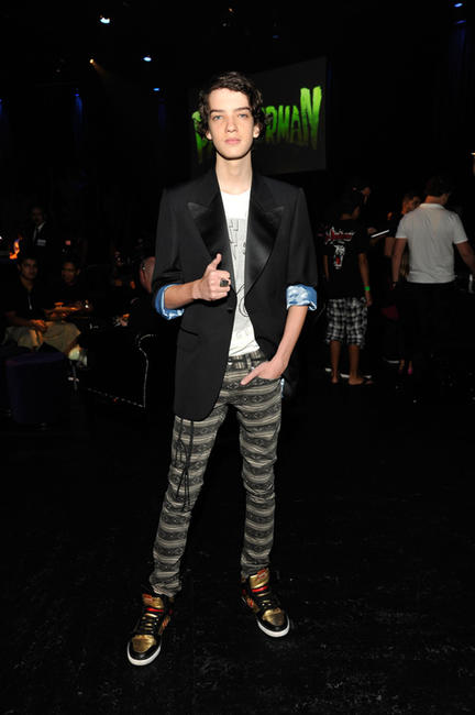 Kodi Smit-McPhee at the world premiere of