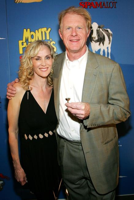Rachelle Begley and Ed Begley, Jr. at the premiere of