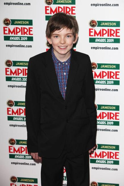 Bill Milner at the Jameson Empire Awards 2009.