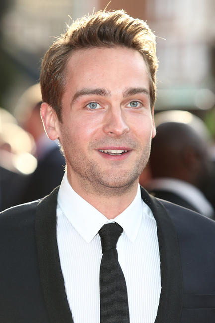 Tom Mison at the European premiere of