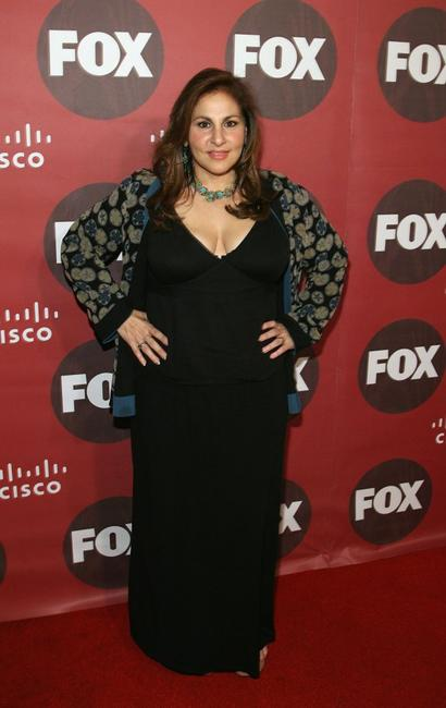 Kathy Najimy at the Fox Fall Eco-Casino Party.