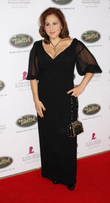 Kathy Najimy at the Fifth Annual Runway For Life Gala.