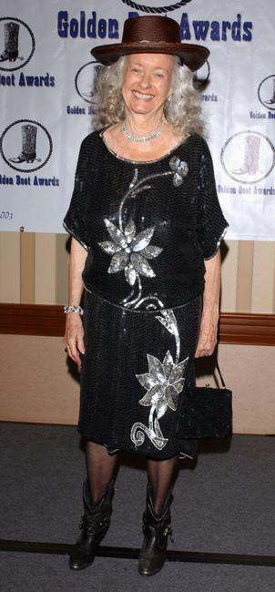 Noel Neill at the Golden Boot Awards.