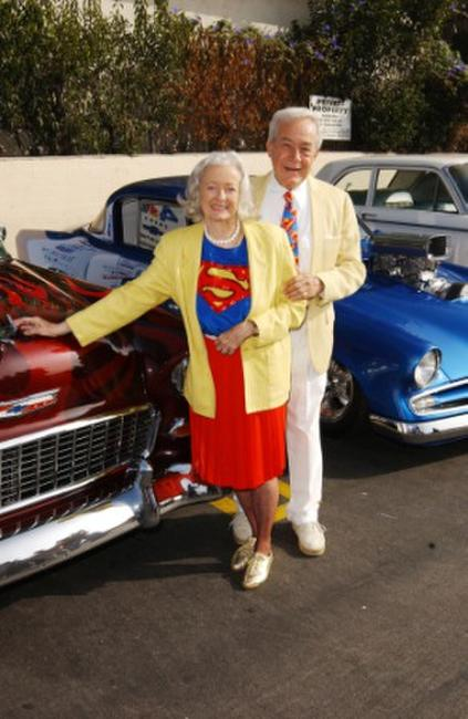 Noel Neill and Jack Larson at the 13th Annual Stater Bros