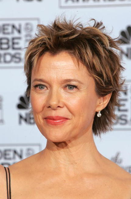 Annette Bening at the 62nd Annual Golden Globe Awards.