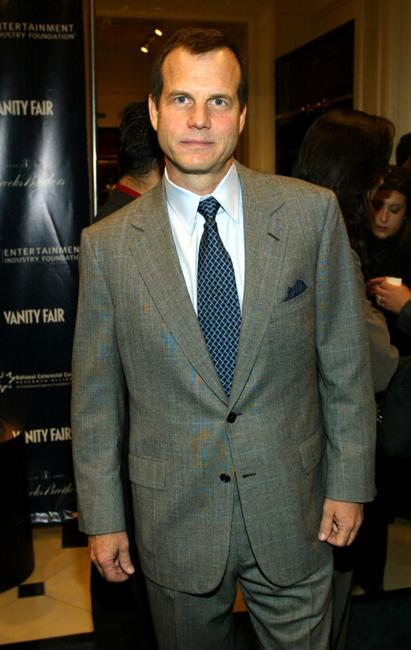 Bill Paxton at the grand opening of the Brooks Brothers clothing store located on Rodeo Drive.