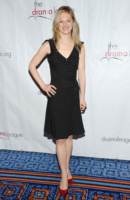 Marin Ireland at the 2011 Drama League Awards ceremony and luncheon.