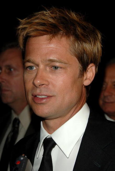 Brad Pitt at the 18th annual Palm Springs International Film Festival 2007 Gala Awards Presentation.