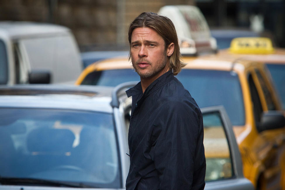 Brad Pitt as Gerry Lane in