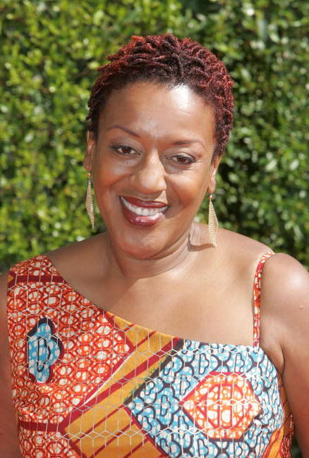 CCH Pounder at the 2005 Creative Arts Emmy Awards.