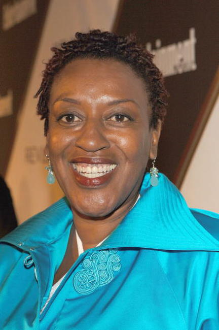 CCH Pounder at the Entertainment Weekly Emmy Pre-Party.