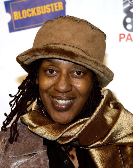 CCH Pounder at the 12th Annual Pan African Film and Arts Festival.
