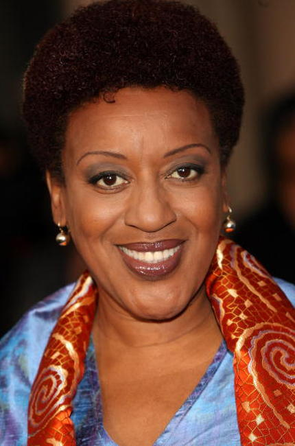 CCH Pounder at the 37th Annual NAACP Image Awards.