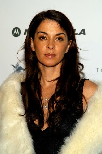Annabella Sciorra at the Hip-Hop Summit Action Network's First Annual Action Awards benefit.