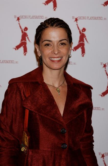 Annabella Sciorra at the