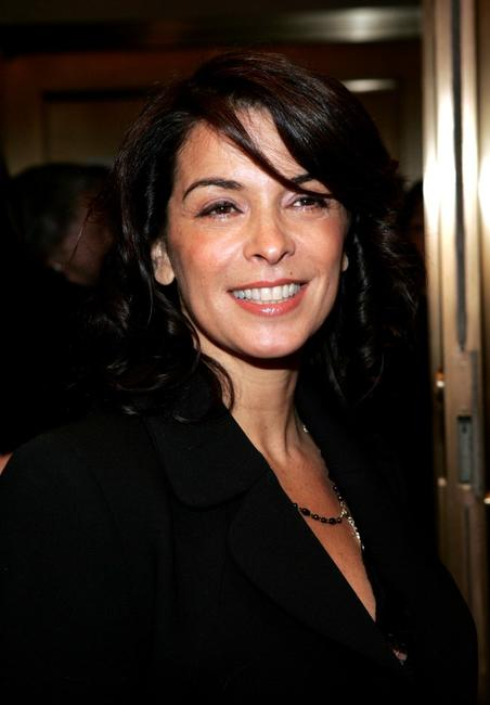 Annabella Sciorra at opening night of