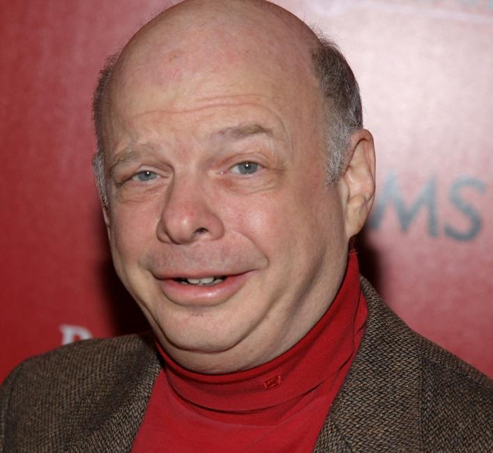 Wallace Shawn at the premeire of