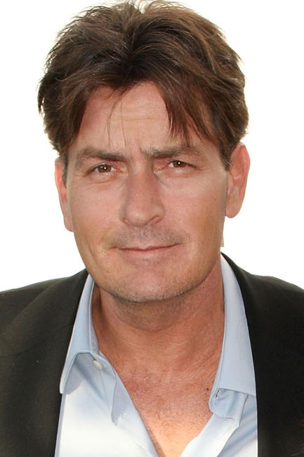 Charlie Sheen at the Seventh Annual Crysalis Butterfly Ball in California