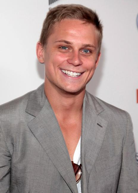 Billy Magnussen at the premiere screening of
