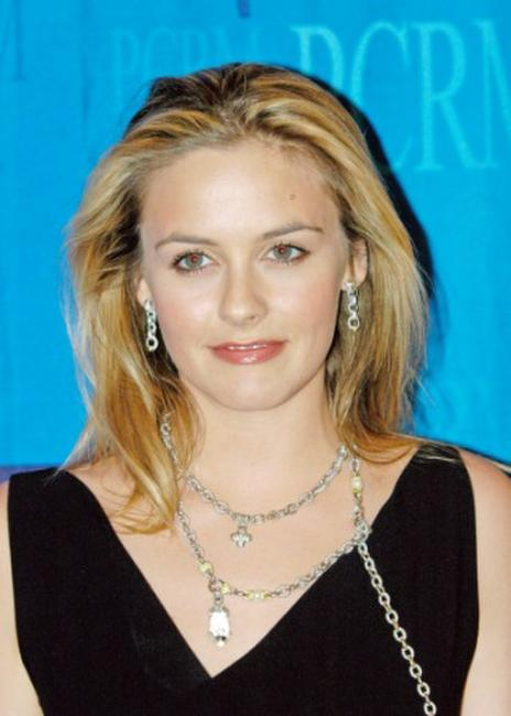 Alicia Silverstone at the Compassion Gala sponsored by the Physicians Committee for Responsible Medicine (PCRM).