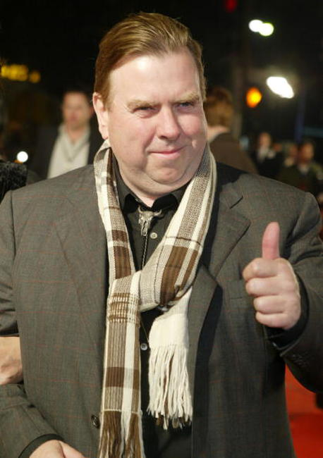 Timothy Spall at the WB's premiere of