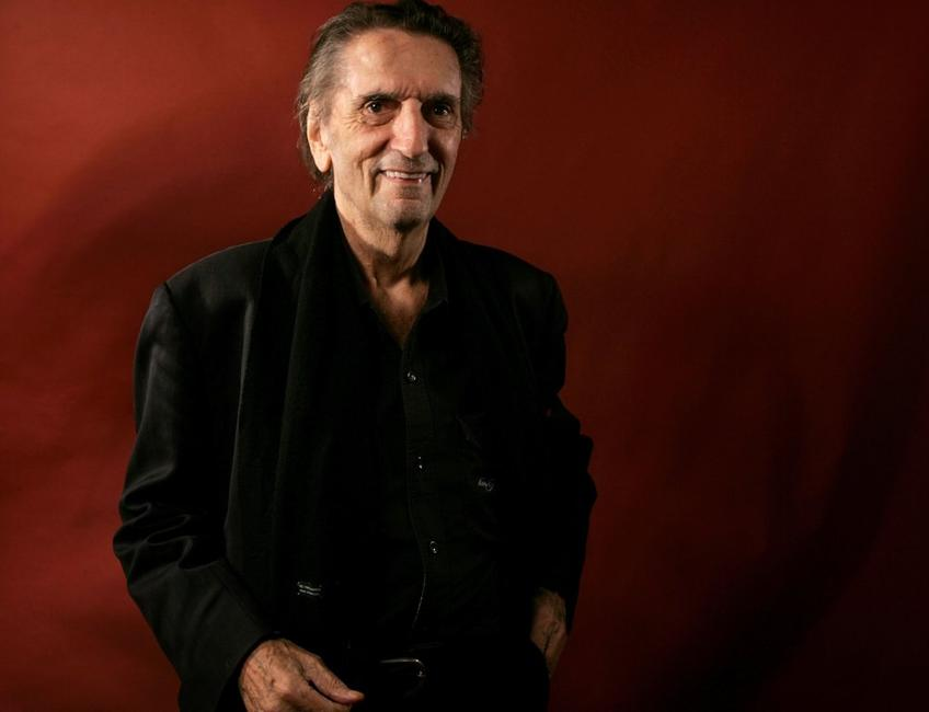 Harry Dean Stanton AFI FEST 2006 Portrait Session.