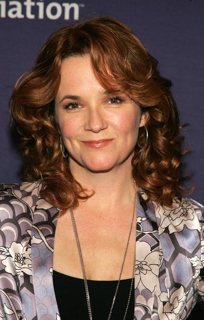 Lea Thompson at the Alzheimer's Association's 14th Annual