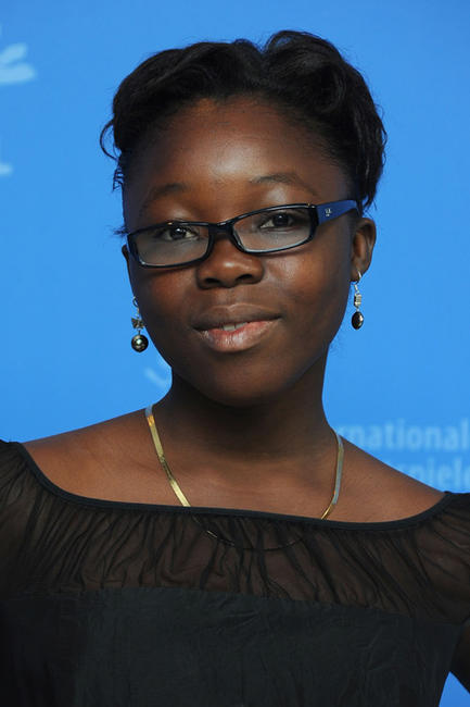 Rachel Mwanza at the photocall of