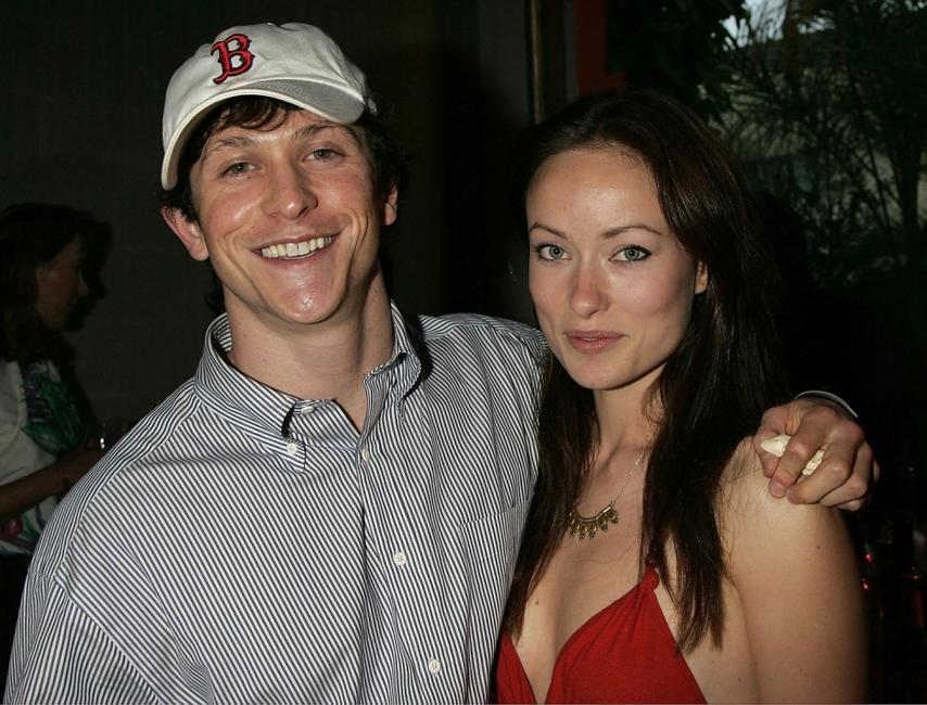 Jonathan Tucker and Olivia Wilde at the Doctors Without Borders'