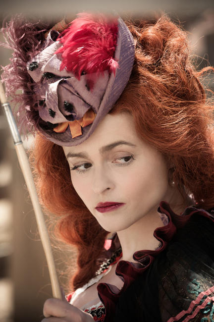 Helena Bonham Carter as Red in