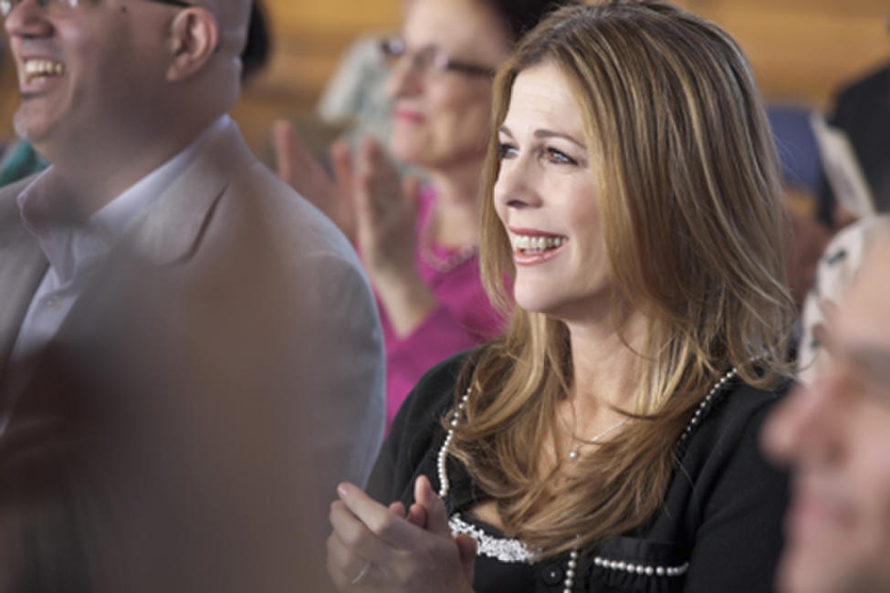 Rita Wilson as Vivian Sargent in ``The Art of Getting By.''