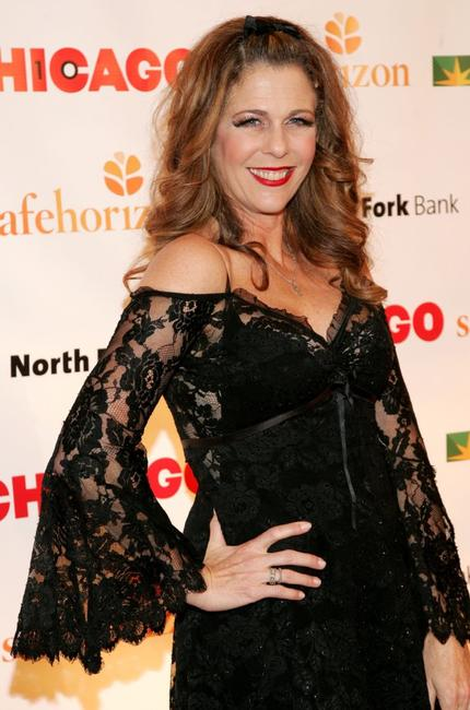 Rita Wilson at the 10th Anniversary of Broadway's