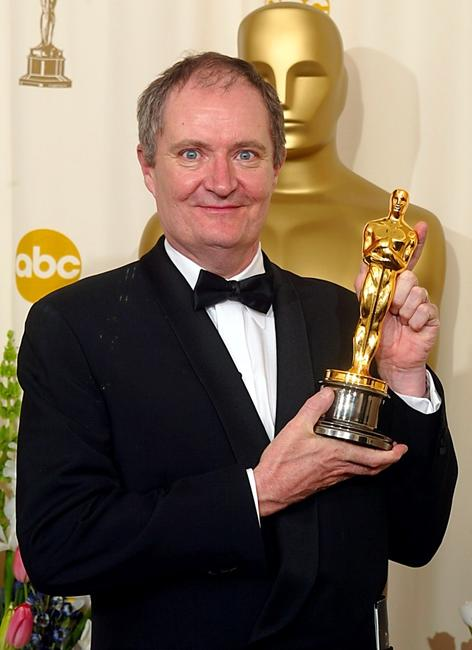 jimbroadbent at the 74th Academy Awards, for the movie