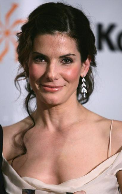 Sandra Bullock at the 2005 Crystal and Lucy Awards.
