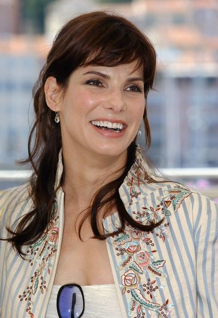 Sandra Bullock at the photocall of