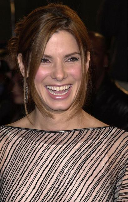 Sandra Bullock at the Hollywood premiere of