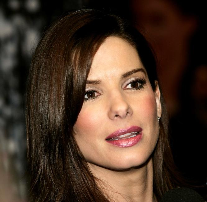 Sandra Bullock at the UK premiere of