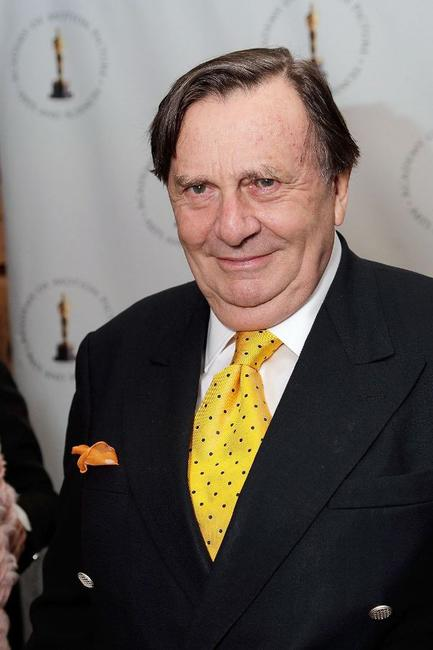 Barry Humphries at the AMPAS Centennial Tribute to Johnny Mercer.
