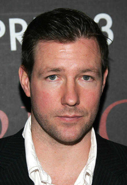 Edward Burns at the