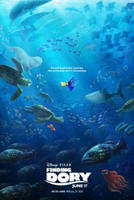 Finding Dory showtimes and tickets
