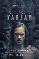 The Legend of Tarzan: An IMAX 3D Experience  showtimes and tickets