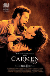 Carmen 3D showtimes and tickets