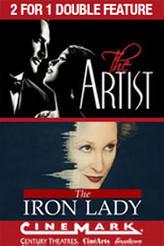 2 for 1 - The Artist / The Iron Lady showtimes and tickets