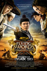 Flying Swords of Dragon Gate in IMAX 3D showtimes and tickets