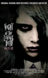 Night of the Living Dead 3D showtimes and tickets