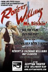 Robert Williams Mr. Bitchin' showtimes and tickets