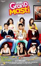 Grand Masti showtimes and tickets