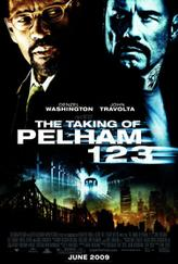 The Taking of Pelham 123 showtimes and tickets