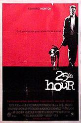 25th Hour showtimes and tickets