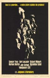 Judgment at Nuremberg showtimes and tickets